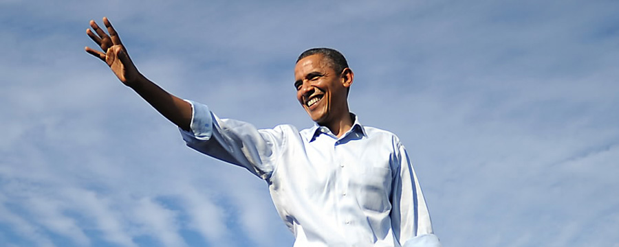 Barack Obama Wins Reelection