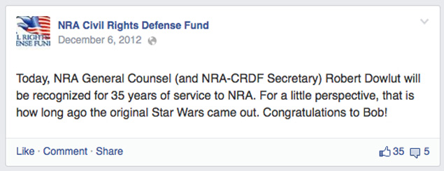 nra civil rights defense fund