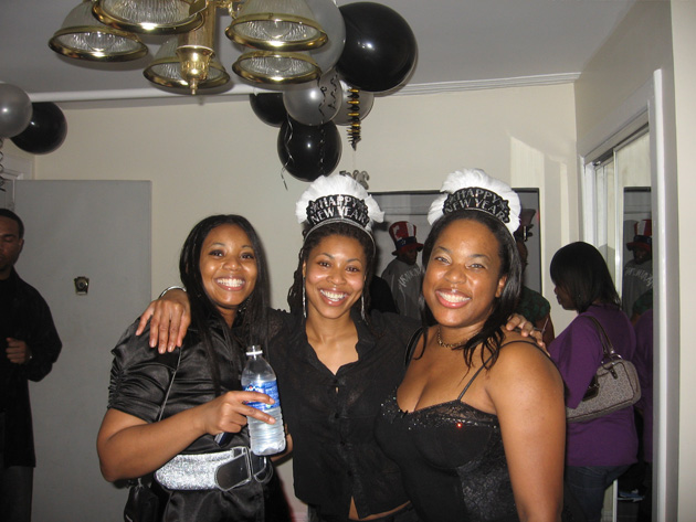 Miriam Carey sisters New Years