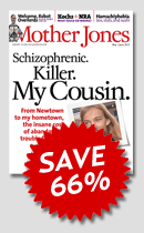 Save 72% on Mother Jones