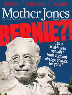 Mother Jones September/October 2015 Issue