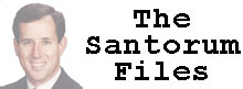 The Santorum Files