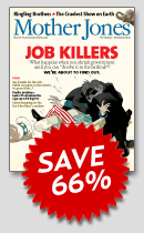Save 66% on Mother Jones